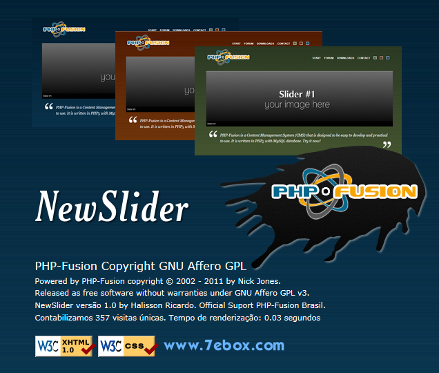 php fusion 7.01.05